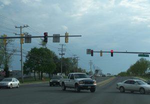 New Brunswick blinker fluid shortage to blame for erratic driving