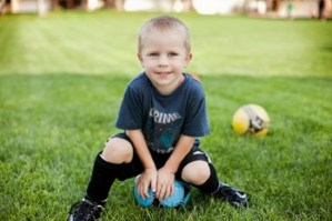 Parents accept child will not be athlete after he scores on own goal yet again