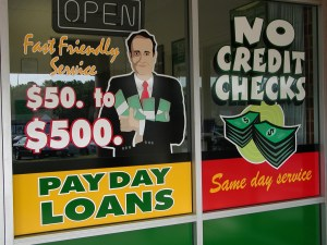 Opportunities NB just going to start funding payday loan stores now