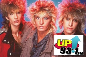 UP! 93.1 breaks Platinum Blonde record by playing hit track non-stop for an hour