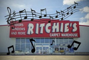 Report: Most NBers still have old 'Ritchie's Carpet Warehouse' jingle stuck in their heads