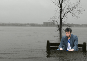 Aided by tears of Toronto Maple Leafs fans, flood levels expected to reach record highs
