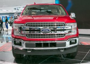 Ford unveils new F-150 'New Brunswick' edition