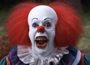 'Strangles' the clown terrorizes Rockwood Park horses