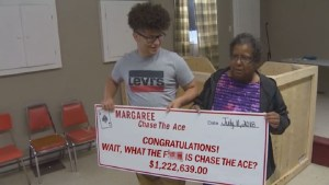 Chase the Ace winners refuse to share prize, or explain how game works to rest of country