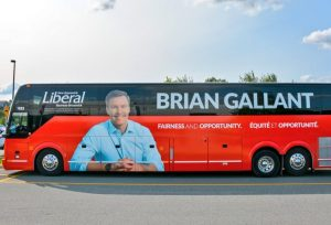 Gallant run over by campaign bus doing 'In My Feelings' challenge