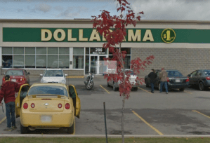 Woman spends $75 lottery win on Dollarama shopping spree