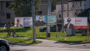 Government urges people NOT to deface election signs in these 10 fun, creative ways