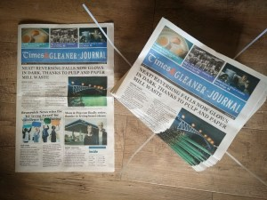 The Manatee releases limited-edition print newspaper