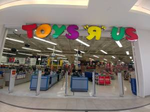 Toys 'R' Us backs out of bankruptcy, rebrands with sex toys