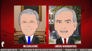 Premier Higgs and Kevin Vickers face-off on this week's Manatee Political Panel