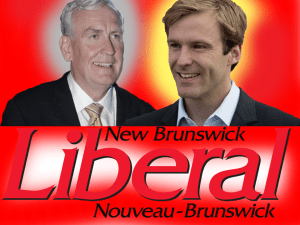 New NB Liberal leader not as good-looking as old one