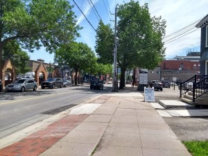 Avoiding people named Fredericton's official pastime