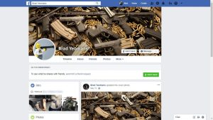 Guy whose profile pic, cover photo are guns probably wants to have reasonable discussion