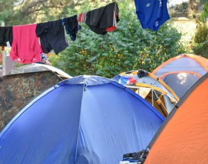 Camping season officially over, declares City of Moncton