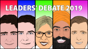 Listicle: Top 6 things to watch for in tonight's Leaders' Debate