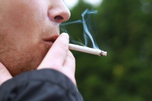 Man takes up smoking to get more breaks at work