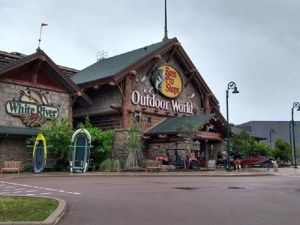 Moncton family to 'staycation' at Bass Pro Shops