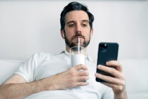 Least contributing member of group chat calls it boring