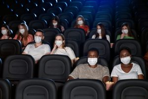 Listicle: Top 8 reasons going to movies is great during COVID as long as you're a masochist