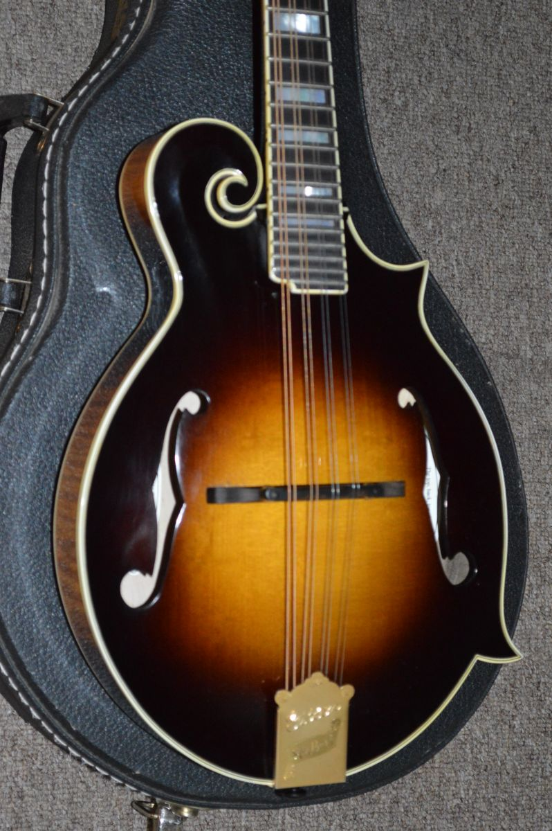 2003 Gibson Sam Bush Mandolin SOLD  Mandolin Store