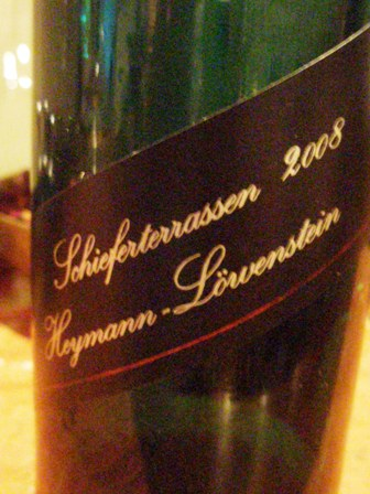 The five best Riesling wines of 2010 (3/6)