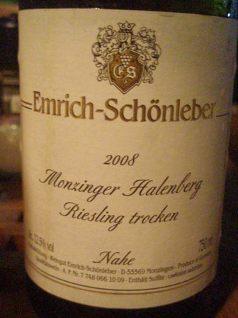 The five best Riesling wines of 2010 (4/6)