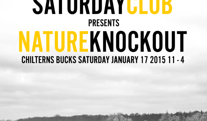 Saturday Club relaunched for 2015