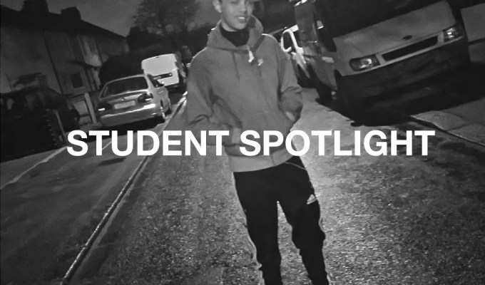 Student Spotlight: Isaac T