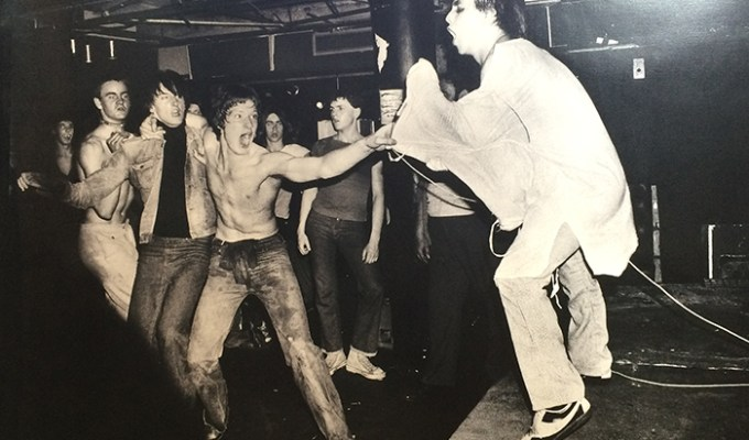 Review: 'A Chunk of Punk' @ Barbican Music Library