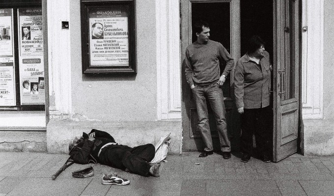 Street photography stories: Russia, Poland and Eastern Europe with Richard Morgan