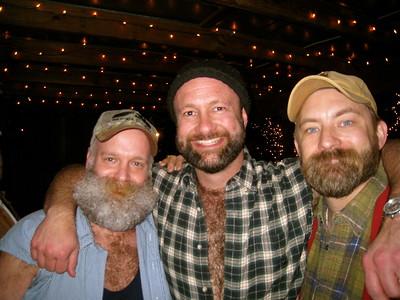 02.25.11 - The Manshaft: Lumberjack Edition @ Mary's