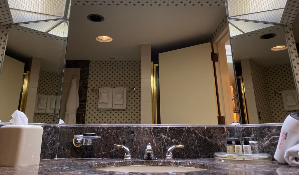 8 Traditional Suite bathroom a wp