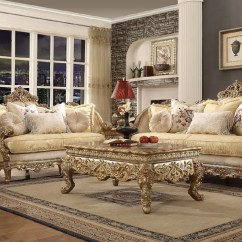 Discount Sofa And Loveseat Sets Albion Reviews Hd 2626 Homey Design Upholstery Living Room Set Victorian ...