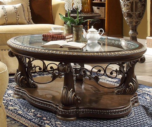 Hd 8013 Homey Design Occasional Tables Victorian European