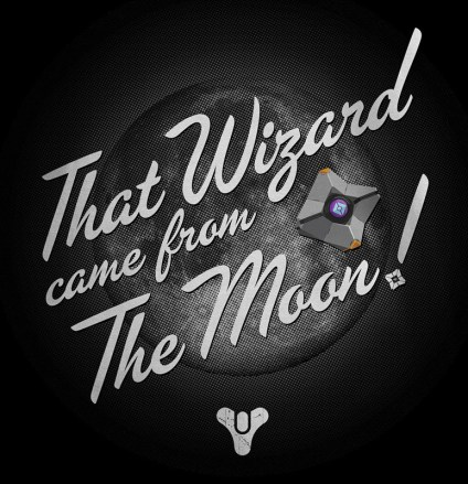 wizard came from the moon