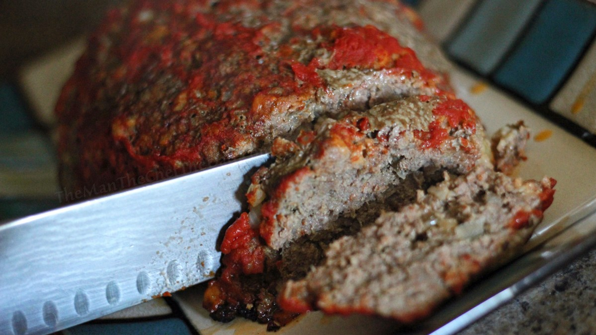 The Wife's Sunday Dinners - Meatloaf