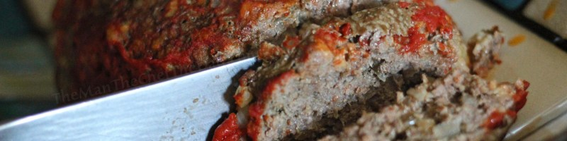 The Wife's Sunday Dinners – Meatloaf