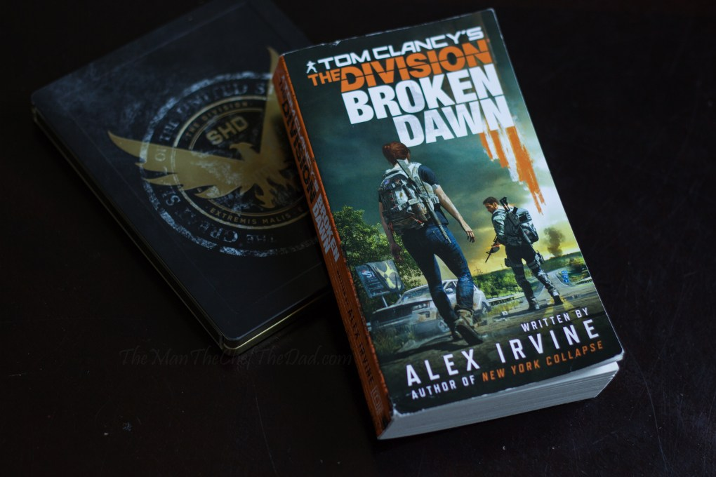 BOOK REVIEW | Tom Clancy's The Division: Broken Dawn by Alex
