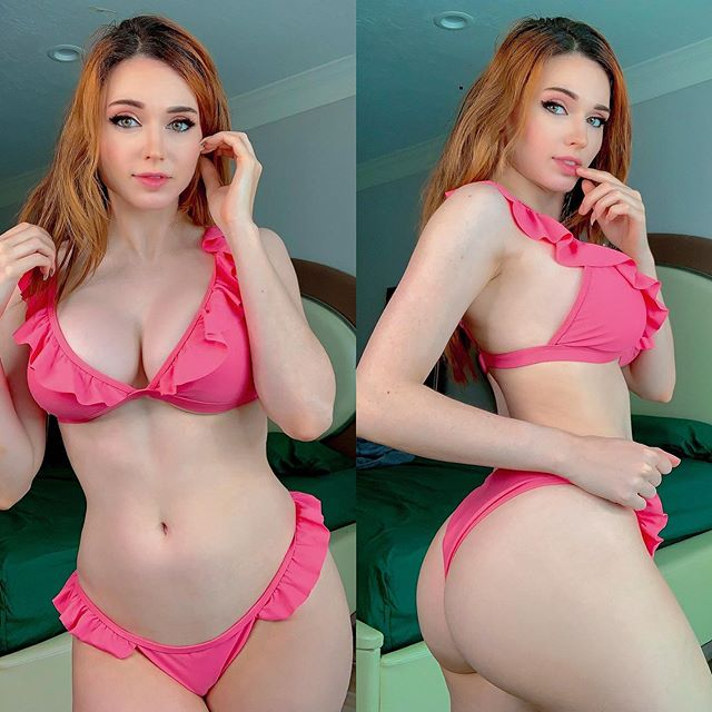 Amouranth - The Man Universe Club