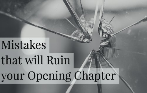 Opening Chapter Mistakes-www.themanuscriptshredder.com