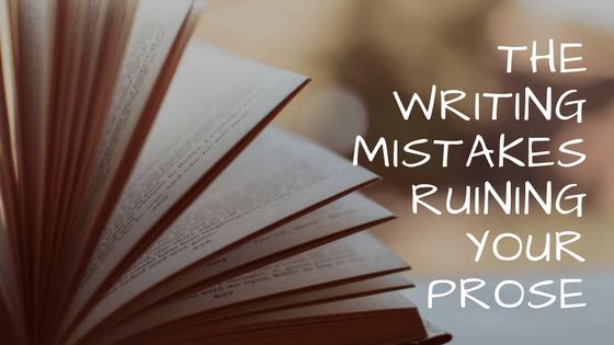 writing mistakes-www.themanuscriptshredder.com
