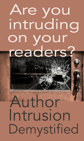 Using author intrusion in writing