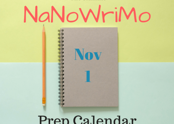 NaNoWriMo Plot Point Calendar