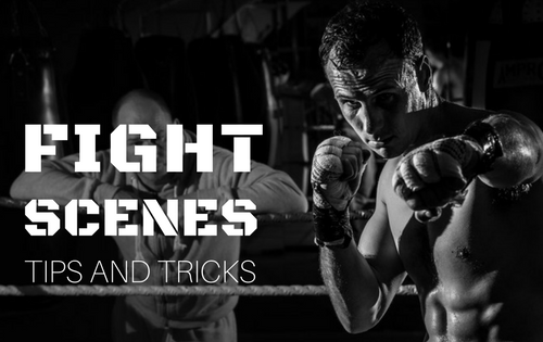 Fight Scenes tips and tricks-www.themanuscriptshredder.com