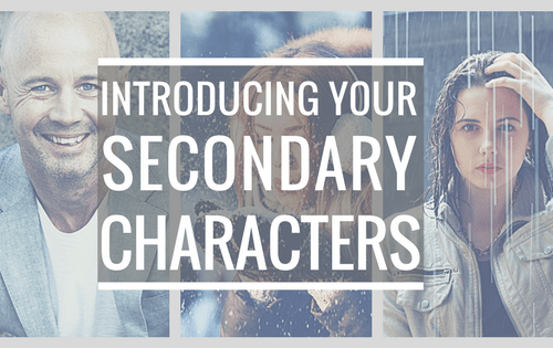 Introducing your secondary characters-www.themanuscriptshredder.com