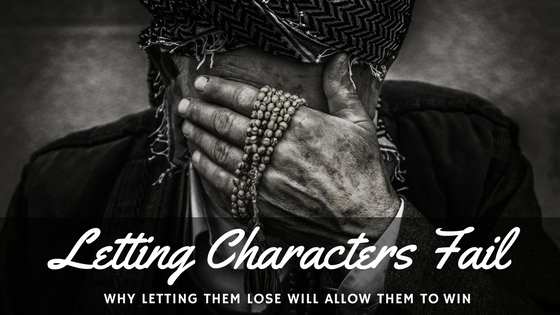 Letting Characters Fail NaNoWriMo day 9