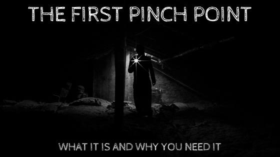 first pinch point-www.themanuscriptshredder.com