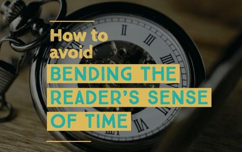 Bending the timeline-www.themanuscriptshredder.com