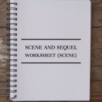 scene and sequel worksheet
